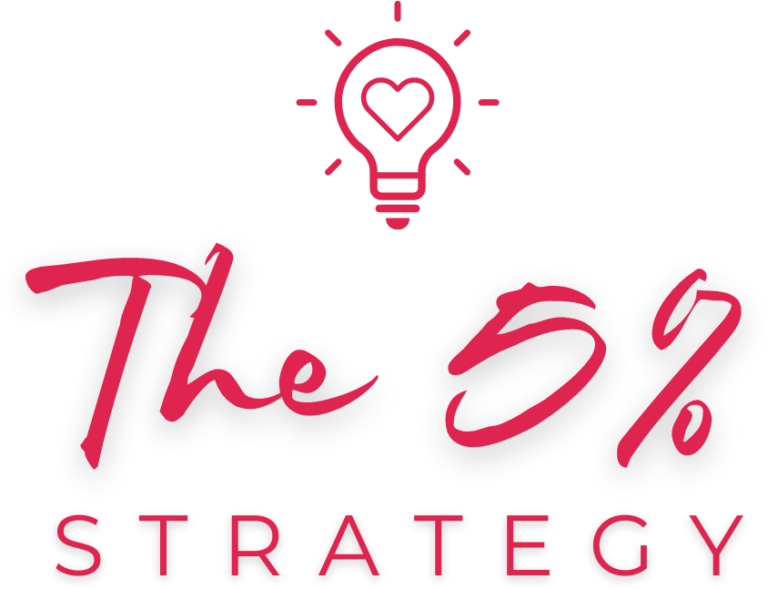 The 5% Strategy